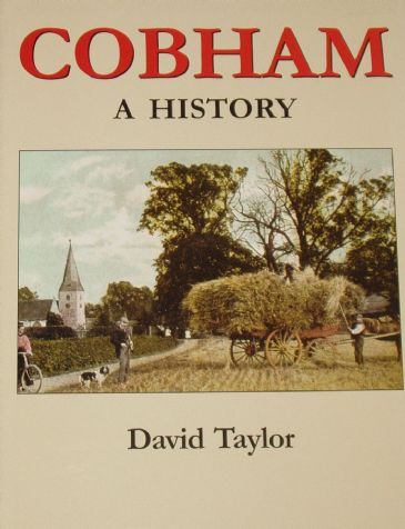 Cobham, A History, by David Taylor